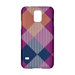 Argyle variation			Samsung Galaxy S5 Hardshell Case by LalyLauraFLM