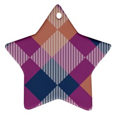 Argyle Variation			ornament (star) by LalyLauraFLM
