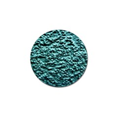 Blue Green  Wall Background Golf Ball Marker (10 Pack) by Costasonlineshop