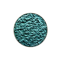 Blue Green  Wall Background Hat Clip Ball Marker