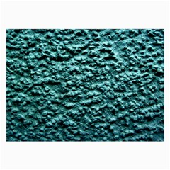 Blue Green  Wall Background Large Glasses Cloth