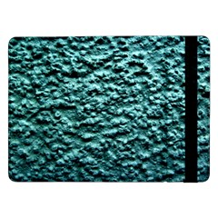 Blue Green  Wall Background Samsung Galaxy Tab Pro 12 2  Flip Case