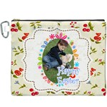 easter - Canvas Cosmetic Bag (XXXL)