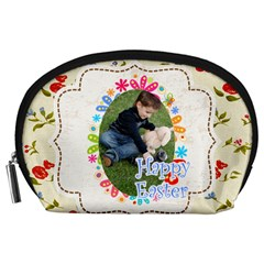 Easter By Easter   Accessory Pouch (large)   11cxi0voejfp   Www Artscow Com Front