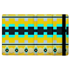 Rectangles And Other Shapesapple Ipad 3/4 Flip Case by LalyLauraFLM