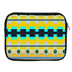 Rectangles And Other Shapes			apple Ipad 2/3/4 Zipper Case by LalyLauraFLM