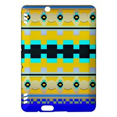 Rectangles and other shapes			Kindle Fire HDX Hardshell Case by LalyLauraFLM