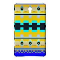 Rectangles And Other Shapes			samsung Galaxy Tab S (8 4 ) Hardshell Case by LalyLauraFLM