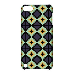 Pixelated Patternapple Ipod Touch 5 Hardshell Case With Stand by LalyLauraFLM