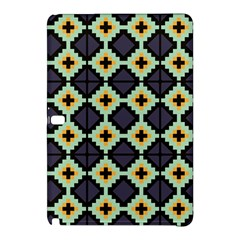 Pixelated Pattern			samsung Galaxy Tab Pro 12 2 Hardshell Case by LalyLauraFLM