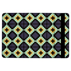 Pixelated Pattern			apple Ipad Air Flip Case by LalyLauraFLM