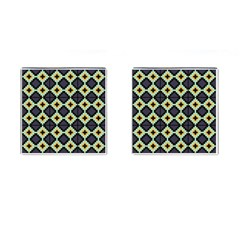 Pixelated Pattern			cufflinks (square)