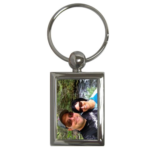 Kc By Meldeschenes Hotmail Com   Key Chain (rectangle)   70edozw4r0ye   Www Artscow Com Front