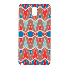 Rhombus And Ovals Chains			samsung Galaxy Note 3 N9005 Hardshell Back Case by LalyLauraFLM