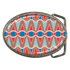 Rhombus and ovals chainsBelt Buckle by LalyLauraFLM