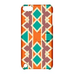 Rhombus Triangles And Other Shapes			apple Ipod Touch 5 Hardshell Case With Stand by LalyLauraFLM