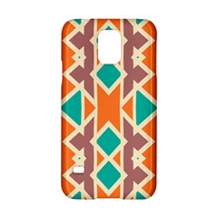 Rhombus Triangles And Other Shapes			samsung Galaxy S5 Hardshell Case by LalyLauraFLM