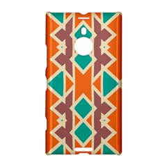 Rhombus Triangles And Other Shapes			nokia Lumia 1520 Hardshell Case by LalyLauraFLM
