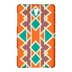 Rhombus Triangles And Other Shapessamsung Galaxy Tab S (8 4 ) Hardshell Case