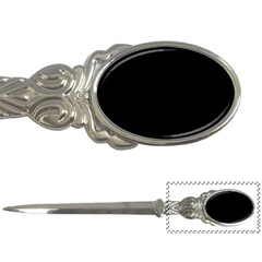 Black Gothic Letter Openers by Costasonlineshop