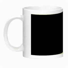 Black Gothic Night Luminous Mugs by Costasonlineshop