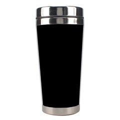 Black Gothic Stainless Steel Travel Tumblers by Costasonlineshop