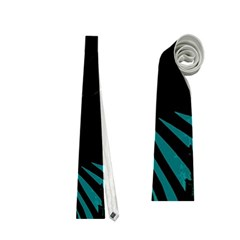 Palm Designs Neckties (two Side)