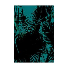 Palm Designs Shower Curtain 48  X 72  (small)