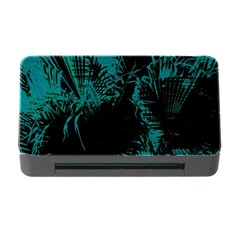 Palm Designs Memory Card Reader With Cf by timelessartoncanvas