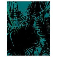 Palm Designs Drawstring Bag (small) by timelessartoncanvas