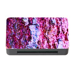 Purple Tree Bark Memory Card Reader With Cf by timelessartoncanvas