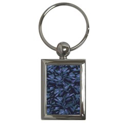 Tropical Dark Pattern Key Chains (rectangle)  by dflcprints