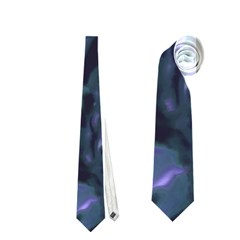 Tropical Dark Pattern Neckties (two Side)