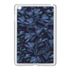 Tropical Dark Pattern Apple Ipad Mini Case (white) by dflcprints