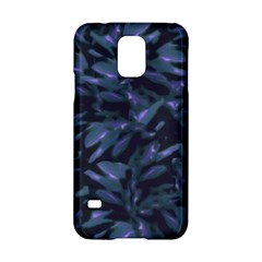 Tropical Dark Pattern Samsung Galaxy S5 Hardshell Case  by dflcprints