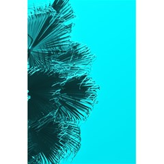 Modern Palm Leaves 5 5  X 8 5  Notebooks by timelessartoncanvas