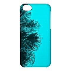 Modern Palm Leaves Apple Iphone 5c Hardshell Case by timelessartoncanvas