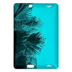 Modern Palm Leaves Kindle Fire Hd (2013) Hardshell Case by timelessartoncanvas
