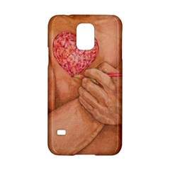 Embrace Love  Samsung Galaxy S5 Hardshell Case  by KentChua