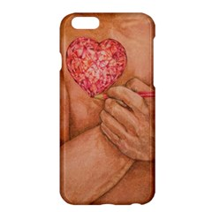 Embrace Love  Apple Iphone 6 Plus/6s Plus Hardshell Case by KentChua