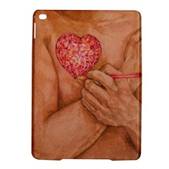 Embrace Love  Ipad Air 2 Hardshell Cases by KentChua