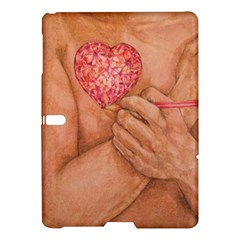 Embrace Love  Samsung Galaxy Tab S (10 5 ) Hardshell Case  by KentChua