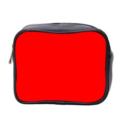 Trendy Red  Mini Toiletries Bag 2-Side by Costasonlineshop