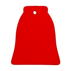 Trendy Red  Ornament (bell)  by Costasonlineshop
