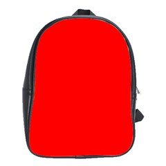 Trendy Red  School Bags (XL)  by Costasonlineshop