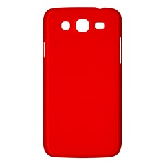 Trendy Red  Samsung Galaxy Mega 5 8 I9152 Hardshell Case  by Costasonlineshop