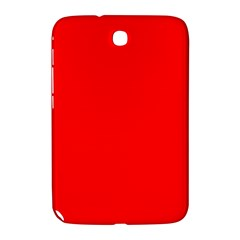 Trendy Red  Samsung Galaxy Note 8 0 N5100 Hardshell Case  by Costasonlineshop