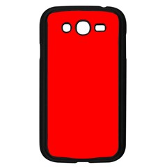 Trendy Red  Samsung Galaxy Grand Duos I9082 Case (black)