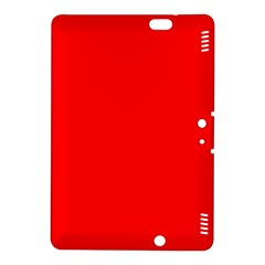 Trendy Red  Kindle Fire Hdx 8 9  Hardshell Case by Costasonlineshop