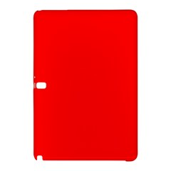 Trendy Red  Samsung Galaxy Tab Pro 10.1 Hardshell Case by Costasonlineshop
